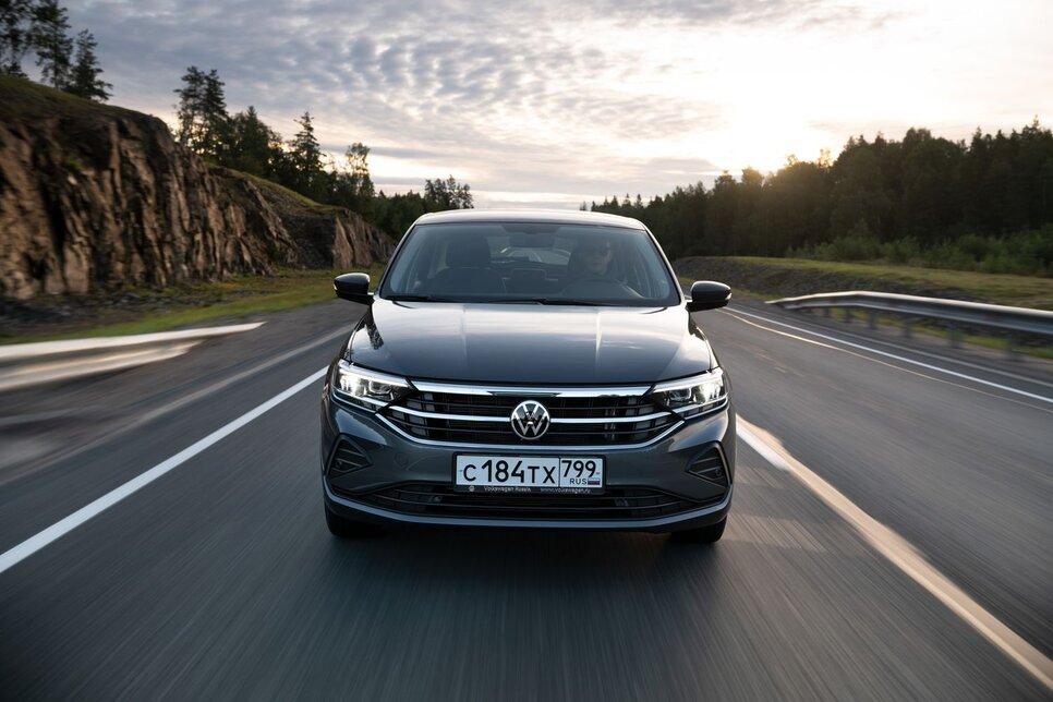 Первый тест нового Volkswagen Polo