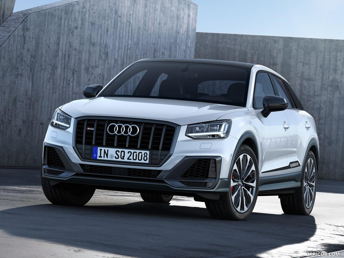 Тест-драйв Audi SQ2 2019 года: характристики и цена