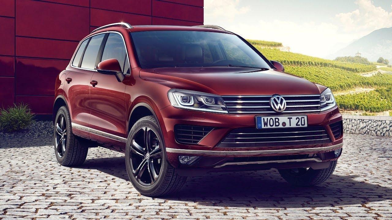 Тест-драйв Volkswagen Touareg второго поколения