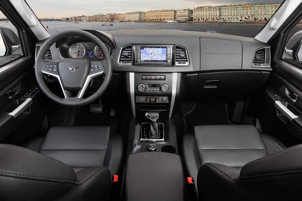 УАЗ Патриот 2020: фото в новом кузове, фото салона и интерьера